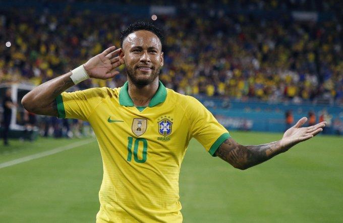 เนย์มาร์ เตรียมเข้าร่วมกับเปเล่และโรนัลโด้ ในหอเกียรติยศฟุตบอลอันทรงเกียรติของบราซิล